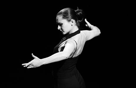 Creason Paris - Danseuse Flamenco