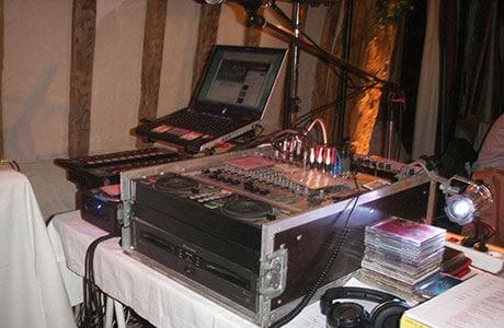 Creason Paris - Régie son DJ