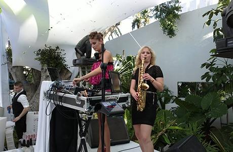 Creason Paris - Petra saxophoniste