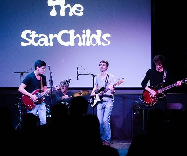 Creason Paris - The Starchilds